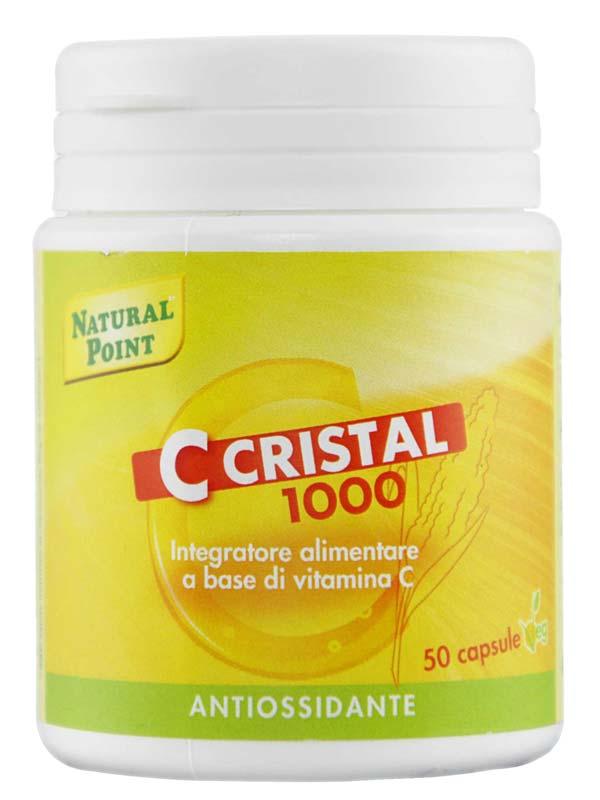 C CRISTAL 1000 50 CAPSULE