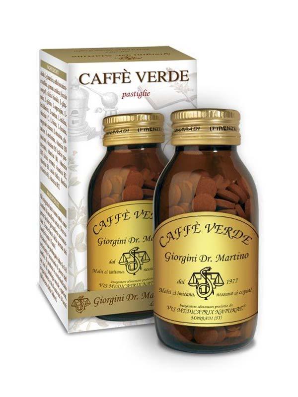 CAFFE VERDE 180 PASTIGLIE DA 500 MG