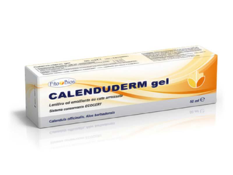 CALENDUDERM GEL RINFRESCANTE E LENITIVO 50 ML