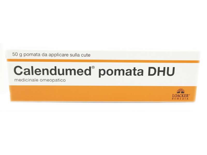 CALENDUMED DHU POMATA FERITE ED EMATOMI 50 G