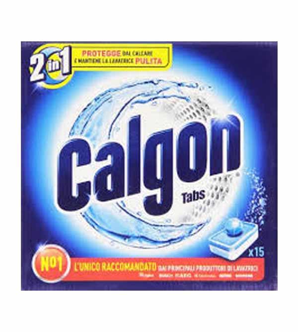 CALGON TABS 15 PEZZI