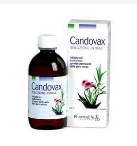 CANDOVAX SOLUZIONE INTIMA 200 ML