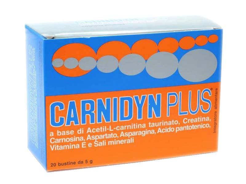 CARNIDYN PLUS 20 BUSTINE DA 5 G