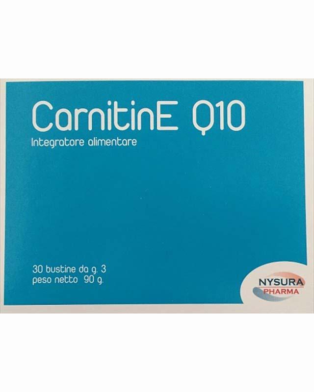 CARNITINE Q10 30 BUSTE DA 3 G