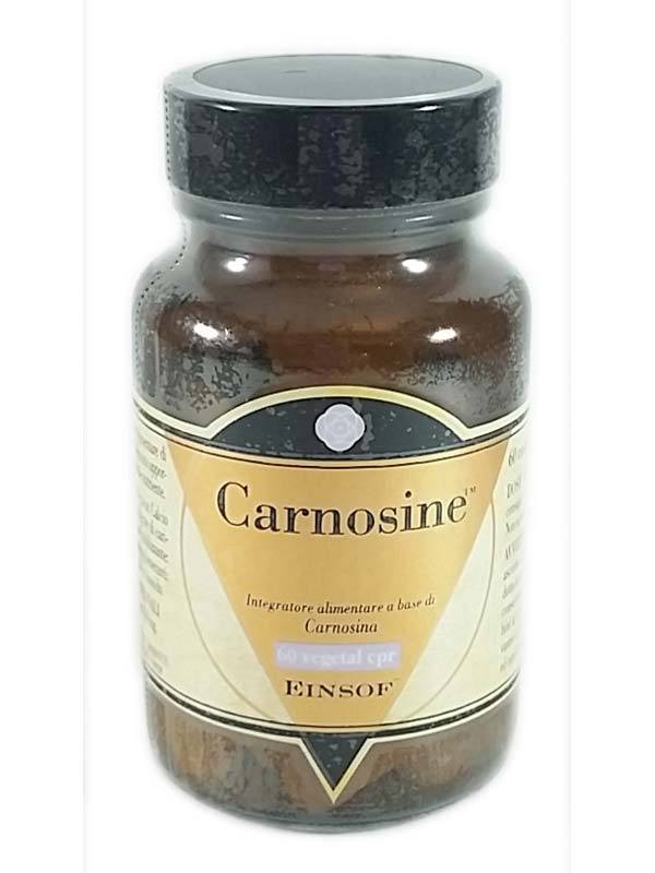 CARNOSINE EINSOF 60 COMPRESSE