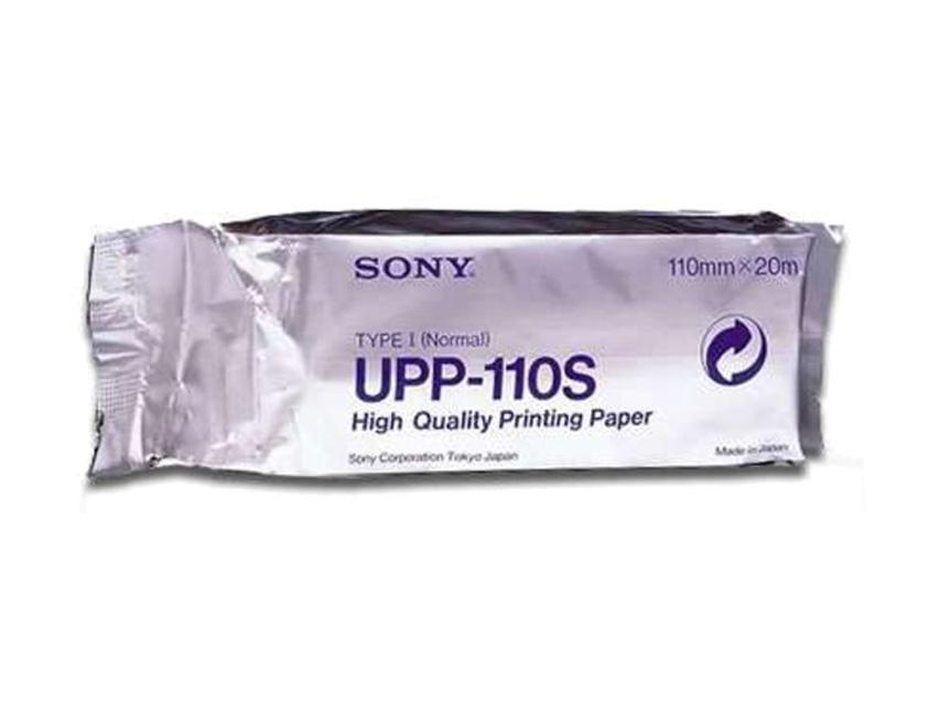 CARTA SONY UPP-110 S - 5 rotoli