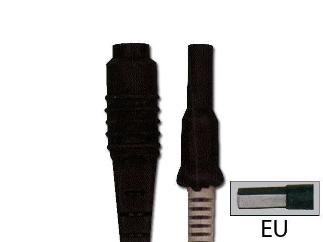 CAVO BIPOLARE - connettore EU - per Martin, Berthold, Wolf, Aesculap