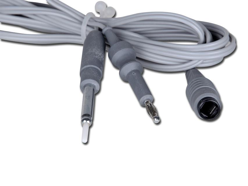 CAVO BIPOLARE - connettore EU - per MB122, MB122D, MB132, MB160, MB160D, MB200, MB202