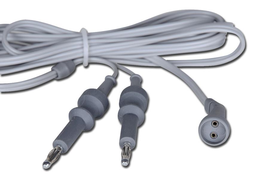 CAVO BIPOLARE - connettore US - per MB122, 132, 160, 200, 202 (serve cod. 30642)