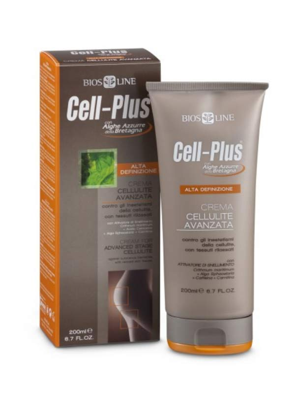CELL-PLUS® ALTA DEFINIZIONE - CREMA CELLULITE AVANZATA - 200 ML