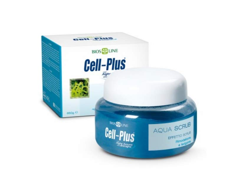 CELL-PLUS AQUA SCRUB - 650 GR