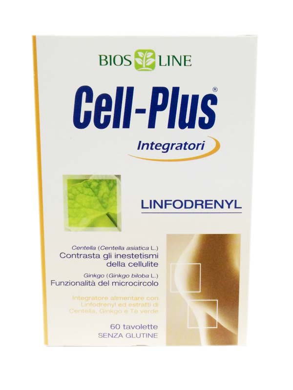 CELL-PLUS® LINFODRENYL 60 TAVOLETTE