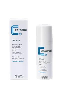 CERAMOL 311 GEL VISO - 50 ML