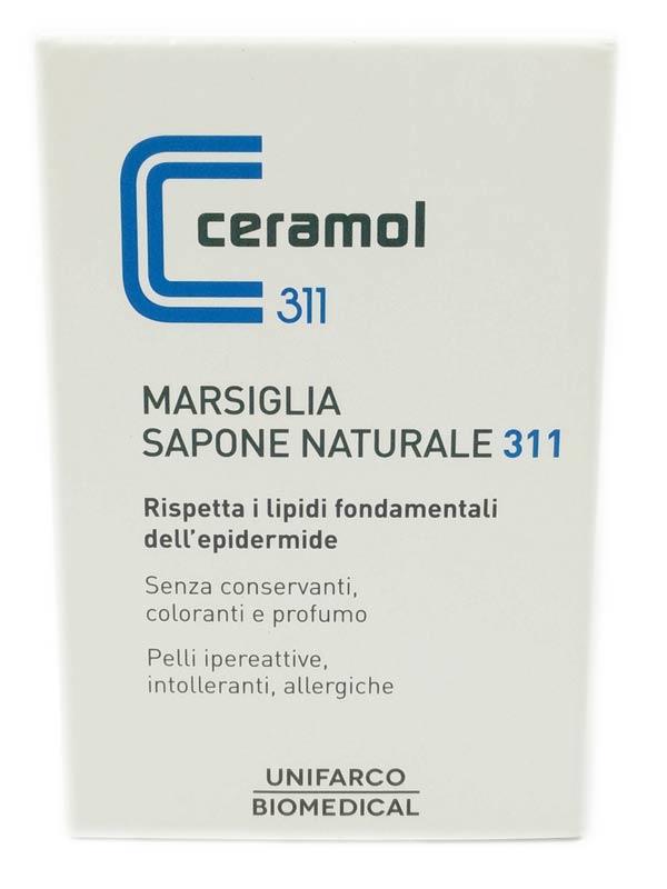 CERAMOL 311 SAPONE DI MARSIGLIA NATURALE 100 G