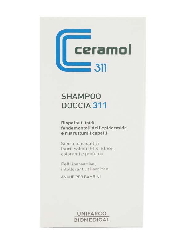 CERAMOL 311 SHAMPOO DOCCIA 200 ML