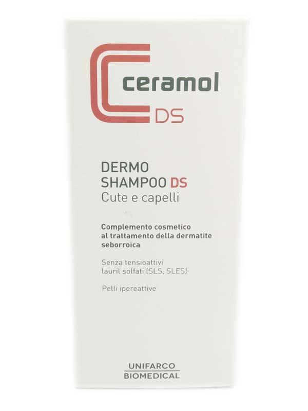 CERAMOL DS DERMO SHAMPOO CUTE E CAPELLI 200 ML