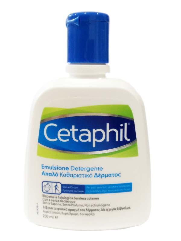CETAPHIL EMULSIONE DETERGENTE 250 ML