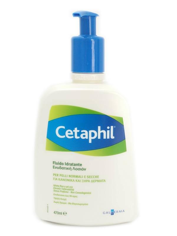CETAPHIL® FLUIDO IDRATANTE 470 ML