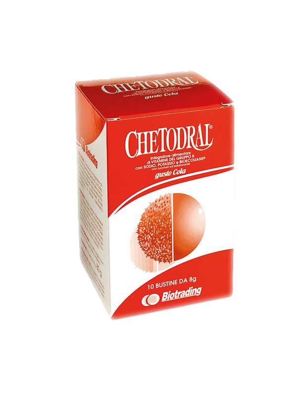 CHETODRAL 10 BUSTINE