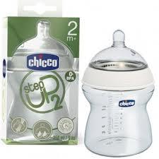 CHICCO BIBERON STEP UP 2  2M+  250 ml