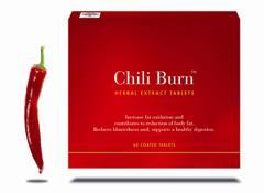 CHILI BURN 60 compresse - New Nordic