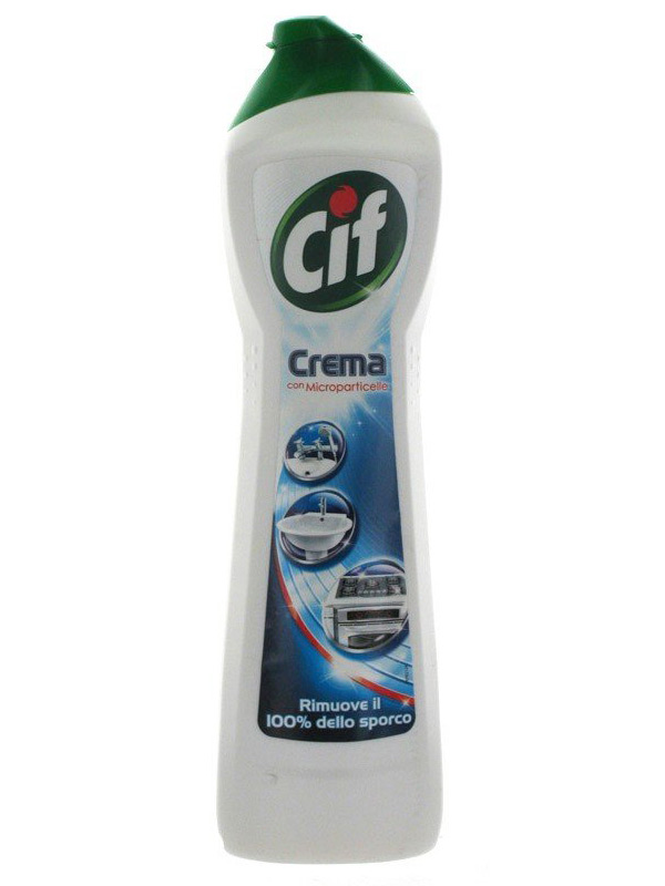 CIF CREMA BIANCO CON MICROPARTICELLE 500 ML