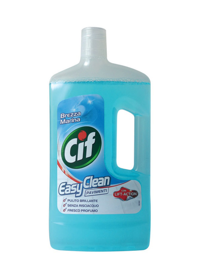 CIF EASY CLEAN PAVIMENTI BREZZA MARINA 1000 ML
