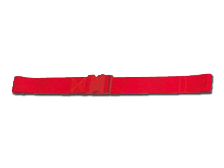CINTURA 5 x 213 cm TIPO A - rossa