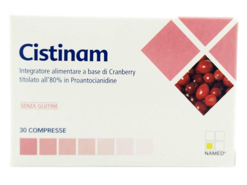 CISTINAM 30 COMPRESSE