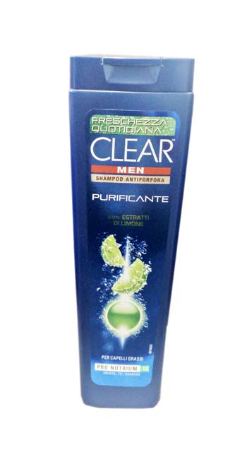 CLEAR SHAMPOO PURIFICANTE - 250 ML