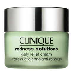 CLINIQUE REDNESS SOLUTIONS DAILY RELIEF CREAM CREMA SOLLIEVO QUOTIDIANO ANTIARROSSAMENTI 50 ml