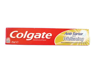 COLGATE DENTIFRICIO ANTI TARTAR PLUS WHITENING 75 ML