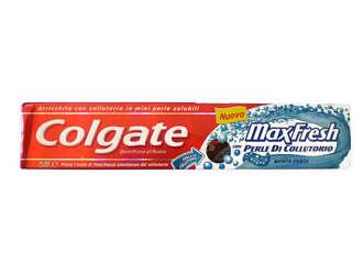 COLGATE® DENTIFRICIO MAX FRESH CON PERLE DI COLLUTTORIO 75 ML