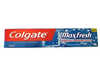 COLGATE® DENTIFRICIO MAX FRESH MENTA GLACIALE 75 ML
