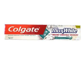 COLGATE® DENTIFRICIO MAX WHITE 75 ML