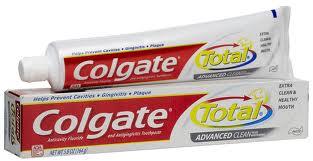 COLGATE® TOTAL ADVANCED CLEAN DENTIFRICIO AL FLUORO 75 ML