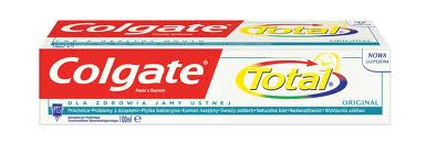 COLGATE TOTAL ORIGINAL DENTIFRICIO AL FLUORO 75 ML