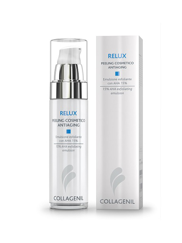 COLLAGENIL® RELUX PEELING COSMETICO ANTIAGING 50 ML