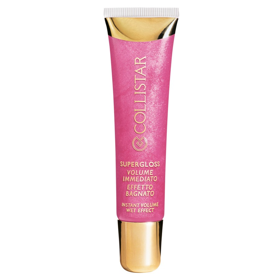 COLLISTAR SUPERGLOSS - LUCIDALABBRA VOLUME IMMEDIATO EFFETTO BAGNATO - N. 04 ROSA SPARKLING