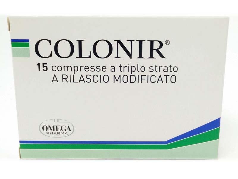 COLONIR 15 COMPRESSE