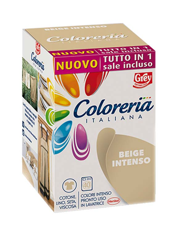 COLORERIA ITALIANA BEIGE INTENSO 350 G