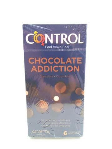 CONTROL ADAPTA CHOCOLATE ADDICTION - 6 PROFILATTICI