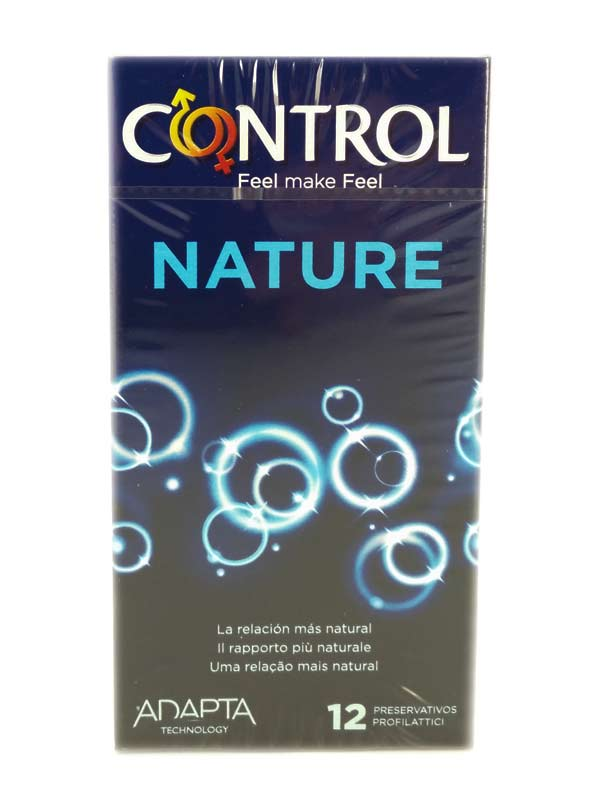 CONTROL ADAPTA NATURE 12 PROFILATTICI