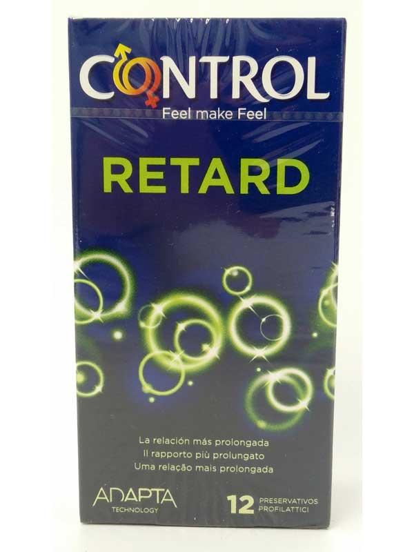 CONTROL ADAPTA RETARD 12 PROFILATTICI