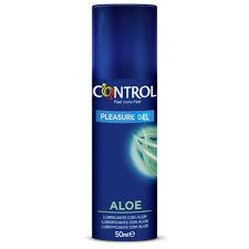 CONTROL PLEASURE GEL LUBRIFICANTE NATURALE CON ALOE - 50 ML