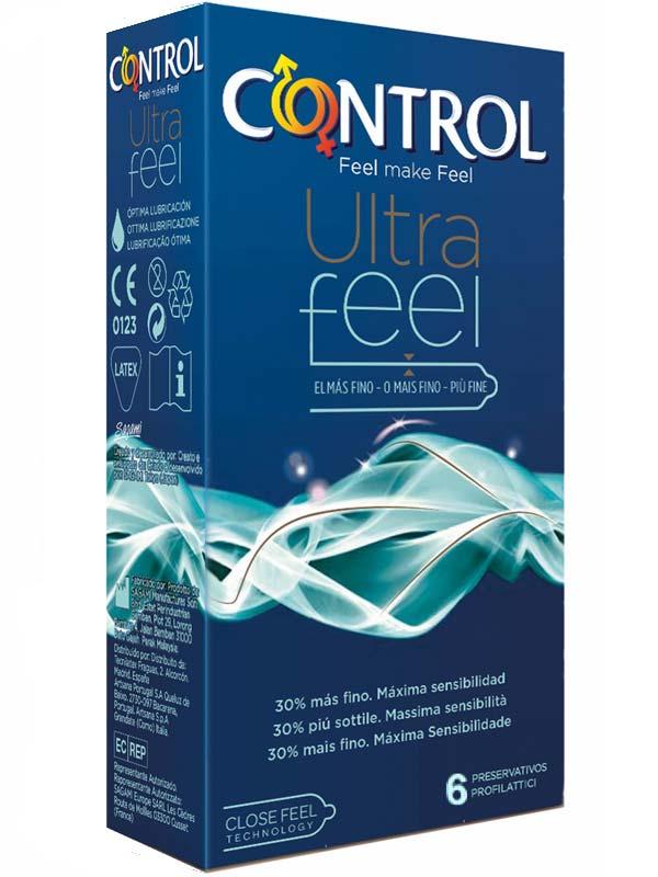 CONTROL ULTRA FEEL 6 PROFILATTICI