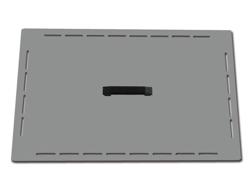 COPERCHIO - acciaio inox (per Branson 8800)