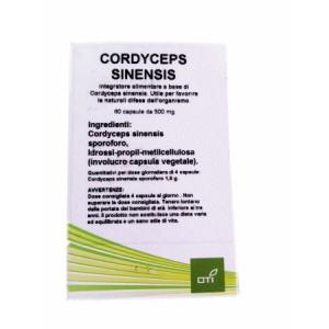 CORDYCEPS SINENSIS INTEGRATORE ALIMENTARE - 60 CAPSULE