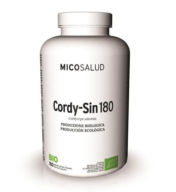 CORDYSIN 180 CAPSULE