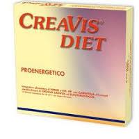 CREAVIS DIET 10 FIALE DA 10 ML